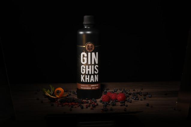 GIN GHIS KHAN