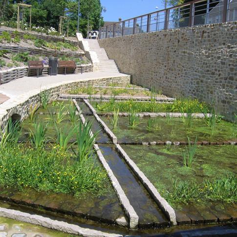 Site historique - Centre ville de Bricquebec