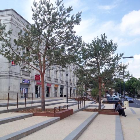 Avenue Mondétour et de ses abords