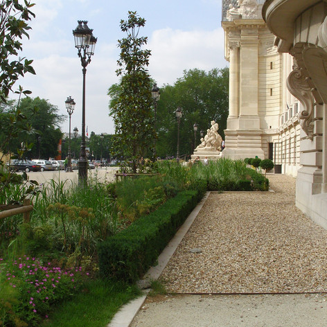 Jardins de Petit Palais