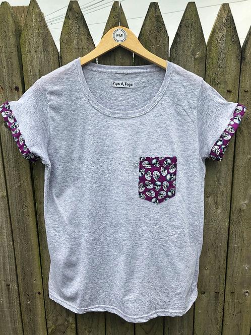 T-shirt Skulls / Camiseta Calaveras