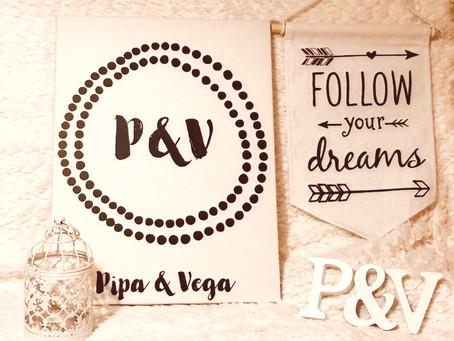 Bienvenidos a Pipa & Vega!