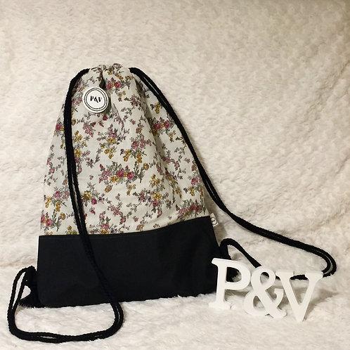 Backpack Flowers / Mochila Flores
