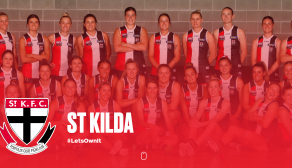 Bonbeach YCW JFC and St Kilda AFLW Ambassador program