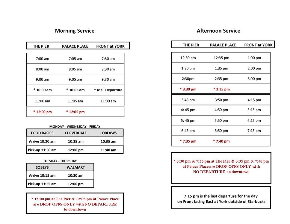 BLTemporary Bus Schedule Revised-page-00