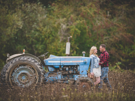 Fall Photo Shoot | Engagement Session | Northern California | Humboldt County