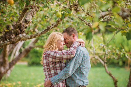 Country Engagement Photo Shoot | Outdoor Engagement Session | Cowgirl Cowboy | Tractor | Seattles Best Wedding Photographer | Couples Posing | Hood River Photographer | Oregon Bride | Country Wedding | Fall Photo Shoots