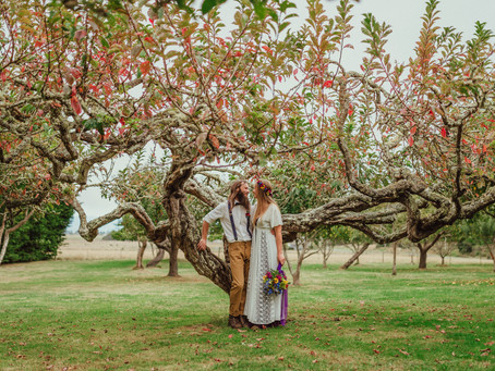 Four Weddings Jam Packed with Love | Ferndale, California