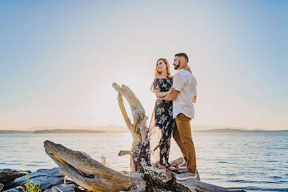 Engagement Photography West Seattle