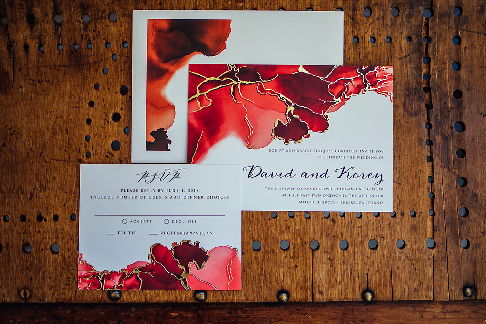 Save the Dates | RSVP Cards | Wedding Invites | Seattle Wedding Photographer