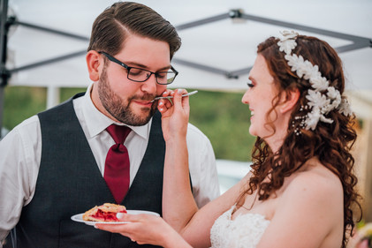 Mendocino County California Wedding | Redwood Wooded Wedding | Pronovia Bridal | Lace Wedding Dress | Destination Wedding Photographers | Seattle Wedding Photographers | Leggett California | Outdoor Summer Weddings | Slice of Humboldt Pie