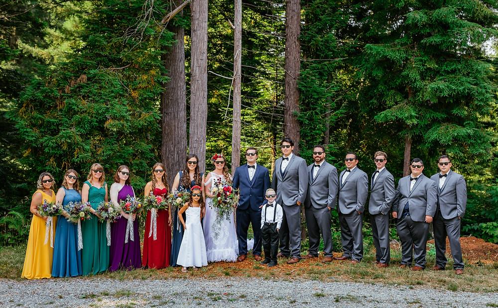 Trinity Tree Farm, Tacoma Washington, Tacoma Wedding Venues, Tacoma Wedding Photographer, Seattle Wedding Photographers, Snohomish Wedding
