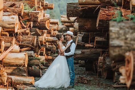 Engagement Wedding Photographer Seattle   Seattle Tacoma Bride   Pacific Northwest Wedding   Tacoma Destination Wedding   PNW Venues   Country Bride   Cowboy Wedding