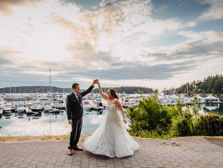 The Perfect Destination Wedding | Roche Harbor | San Juan Islands, Washington