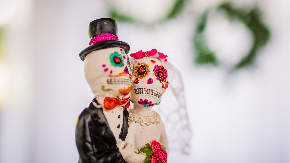 Honoring Loved ones at your wedding | Reserving a seat | Place of Honor | Remembering those whove passed | Respecting the dead | dia de los muertos | Custom cufflinks | Something old | Grandma's pearls | Dad's wedding ring | Wedding Bouquet | DIY Wedding Traditions | Hindu Wedding | East Indian Wedding | Traditional Weddings | Seattle Wedding Venues | Unique Cake Toppers