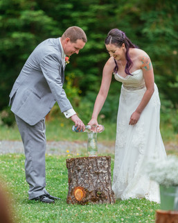 Lake Wilderness Lodge | Maple Valley | Sand Ceremony | Seattles Best Wedding Photographer