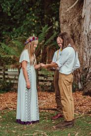Fern Cottage   Ferndale California   Destination Wedding Photographer   Northern California Wedding   Ferndale Washington Wedding   Ring Exchange   Seattle Wedding Photographer