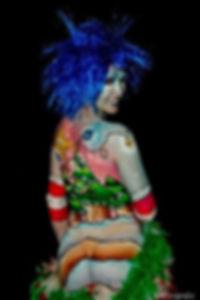 Bodypaint Michelle's Fantasy Faces