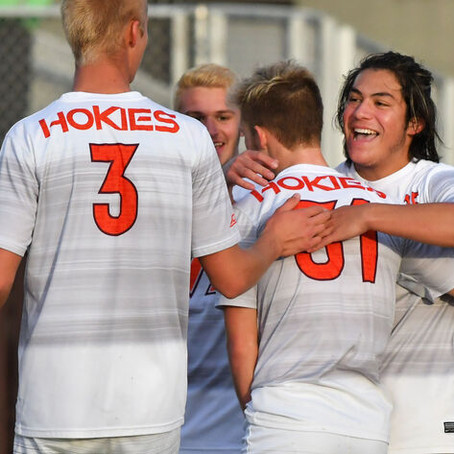 Virginia Tech Men's Soccer Team Looking to Build On Three-Straight NCAA Tournament Appearances