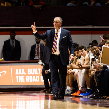 Virginia Tech Men's Basketball's ACC Schedule Released