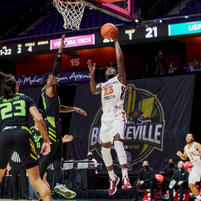For the First Time in the Mike Young Era, Virginia Tech is Ranked