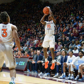 Three Things to Watch for Virginia Tech – North Carolina Vol. 2