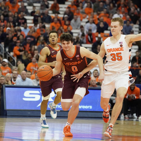 Three Things to Watch as Virginia Tech Hosts Syracuse