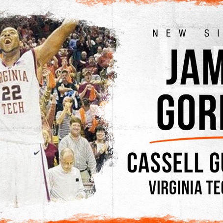 Jamon Gordon Becomes Second Virginia Tech Alum Player for Cassell Guardians TBT Team