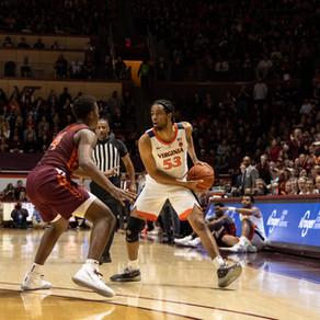 Hokies' Second Half Comeback Falls Short Against Virginia