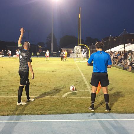 Lionsbridge FC Rebounds from Three-Game Losing Streak with Win over North Carolina FC U23