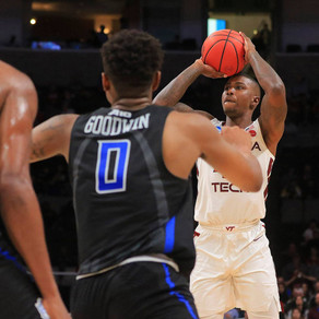 2019 NCAA Tournament: Virginia Tech - Duke By the Numbers