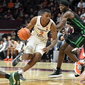 Virginia Tech Defeats USC Upstate 80-57 in Cassell Coliseum