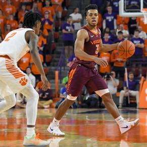 Three things to watch for Virginia Tech's men's basketball game vs Coppin State
