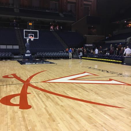 No. 9 Virginia Tech Loses at No. 4 Virginia 81-59