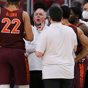 Hokies Falter in First Road Test at Louisville