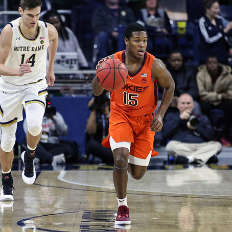 Hokies Look to Bounce Back Against Notre Dame