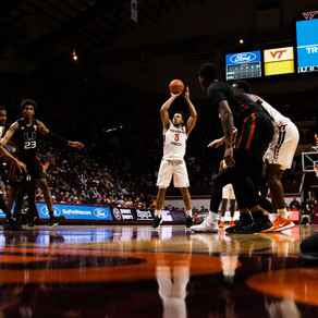 Hokies Ready for Round Two Against Pack-Line