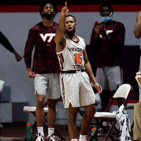 Stingy Defense, Emphasis on Rebounding and Jalen Cone Lead Virginia Tech Past Notre Dame