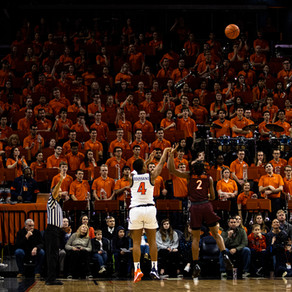 Virginia Tech Comes Back From 13 Down to Win at Virginia