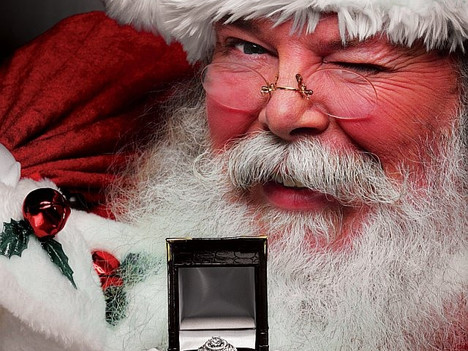 Santa Claus Is In Town!