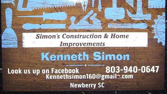 Simons Construction