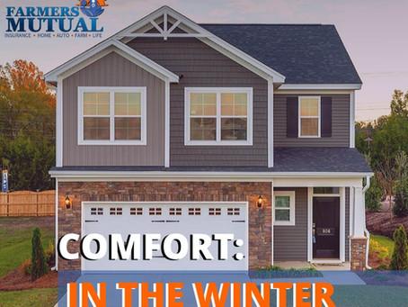 Comfort in the Winter