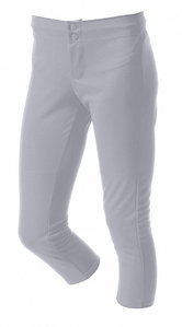 A4 Low Rise Softball Pant Grey.PNG