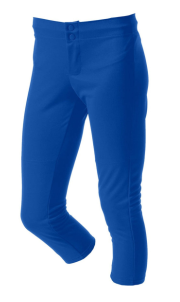 A4 Low Rise Softball Pant
