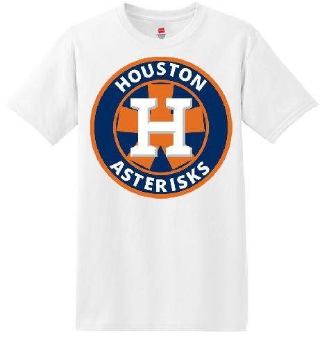 Houston Asterisks T-Shirt