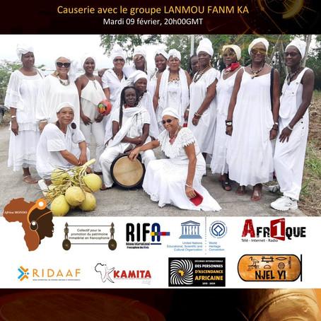Les connexions culturelles africaines et afro-descendantes de plus en plus nombreuses