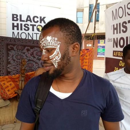 Journée artistique dans le cadre du Mois de l'Histoire des Noirs en République du Bénin