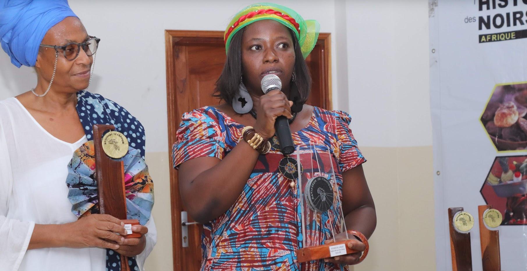 Trophée Bâtisseur de l'Afrique, édition 2020