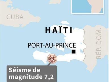 haiti séisme 7.2