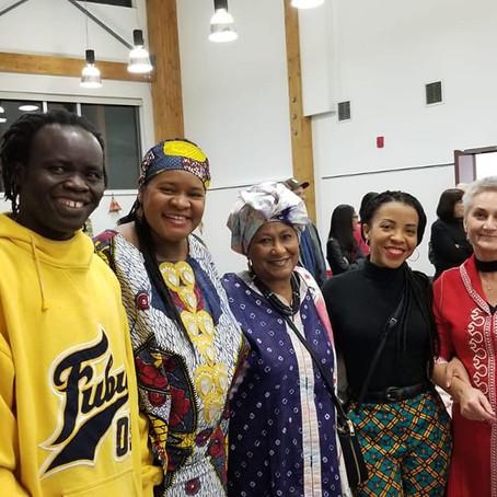 Conférence : Femmes Antillaises, Femmes Africaines